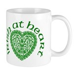 'Irish at Heart' Mug