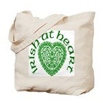 'Irish at Heart' Tote Bag
