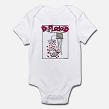Mamet Hearts Infant Bodysuit