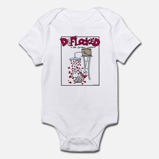 Mamet Hearts Infant Bodysuit