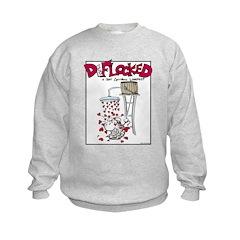 Mamet Hearts Sweatshirt