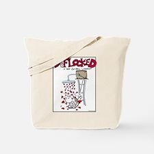 Mamet Hearts Tote Bag