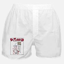 Mamet Hearts Boxer Shorts