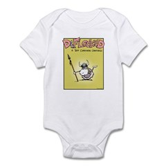 Opera Mamet Infant Bodysuit