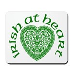 'Irish at Heart' Mousepad