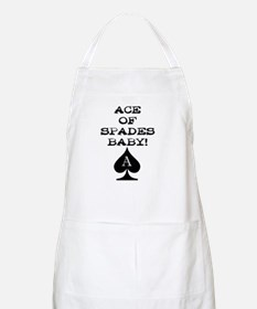 Ace of Spades Baby BBQ Apron