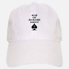 Ace of Spades Baby Baseball Baseball Cap