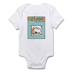 Mamet Stamp Infant Bodysuit