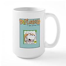 Mamet Stamp Large Mug