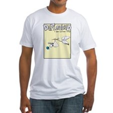 Mamet Stork Fitted T-Shirt