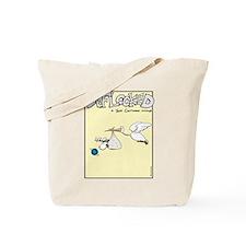 Mamet Stork Tote Bag