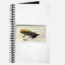 Black Doctor Salmon Fly Journal