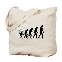 DeVolution Tote Bag