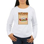 Mamet Lasagna Women's Long Sleeve T-Shirt