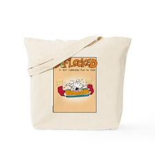Mamet Lasagna Tote Bag
