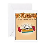 Mamet Lasagna Greeting Card