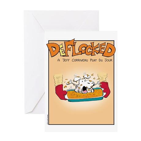 Mamet Lasagna Greeting Card
