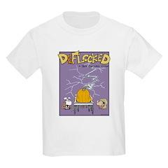 Deflocked Pumpkin T-Shirt