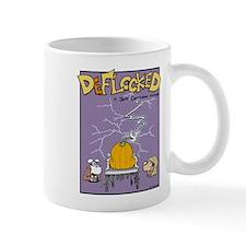 Deflocked Pumpkin Mug