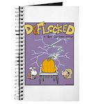 Deflocked Pumpkin Journal