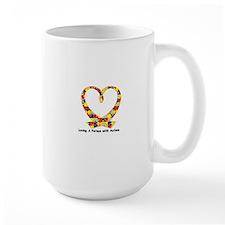 Loving A Person Ceramic Mugs