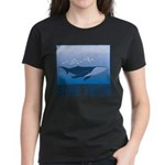 Save The Whales Women's Dark T-Shirt
