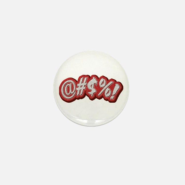 Profanitype Mini Button