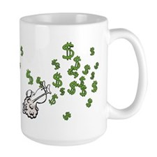 Mamet Money Large Mug