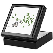 Mamet Money Keepsake Box