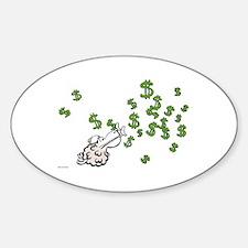 Mamet Money Decal