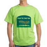 Whale Green T-Shirt