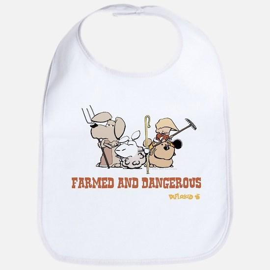 Farmed and Dangerous Bib