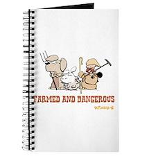 Farmed and Dangerous Journal