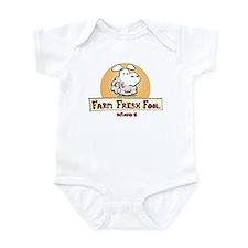 Farm Fresh Fool Infant Bodysuit