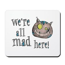 Grimm Cheshire Mousepad
