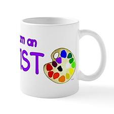 Yes, I Am an Artist Mug