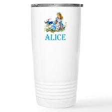 ALICE IN WONDERLAND - B Travel Mug