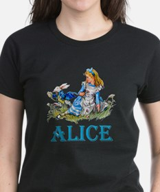 ALICE IN WONDERLAND - BLUE Tee