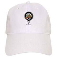 Maxwell Clan Crest Badge Baseball Cap