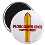 Pacific Systems Homes Magnet