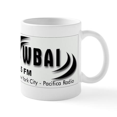 WBAI Coffee Mug