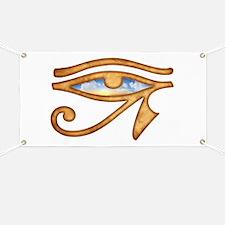 Eye of Horus Banner