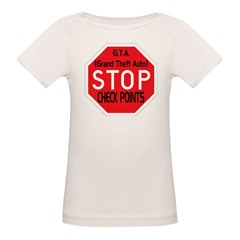 Stop The Checkpoints Tee