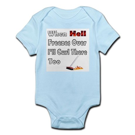 When Hell Freezes Over... Infant Creeper