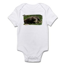 Giant Antearter by BuffaloWorks Infant Bodysuit