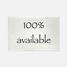 100% Available Rectangle Magnet