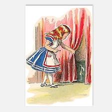 Alice FInds a Door Postcards (Package of 8)