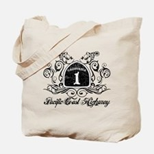 Grungy Graphic PCH Tote Bag