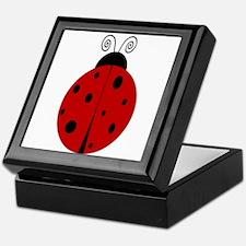 Ladybug - Personalized with Keepsake Box