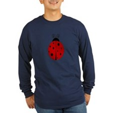 Ladybug - Personalized with T